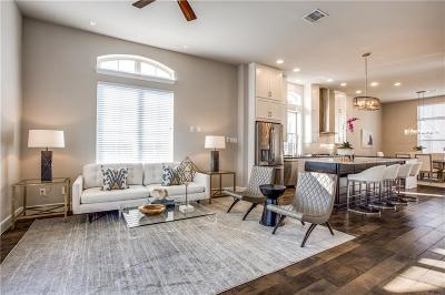 Dallas Townhouse For Sale: 5307 Holland Avenue