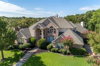 Highland Village Single Family Home For Sale: 812 Shady Bend Court