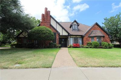 Single Family Home For Sale: 18403 Park Grove Lane
