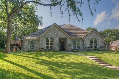 Benbrook Single Family Home Active Option Contract: 6613 Hillside Drive