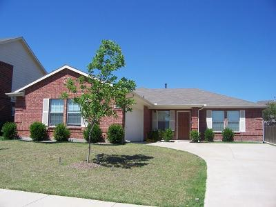 Forney Residential Lease For Lease: 1004 Chatham Lane