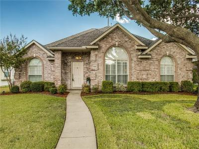 Allen Single Family Home Active Option Contract: 1000 Morningside Lane