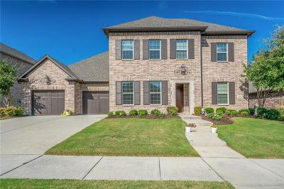 Frisco Single Family Home For Sale: 7451 Orchard Hill Lane