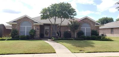 Allen Single Family Home For Sale: 1030 Winslow Drive