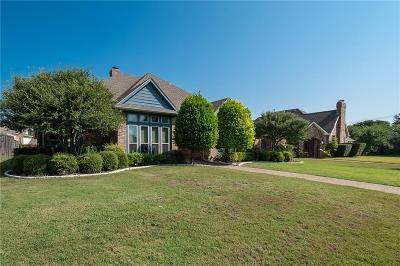 Single Family Home For Sale: 3505 Eisenhower Lane