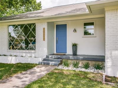 Dallas County Single Family Home For Sale: 10419 Yorkford Drive