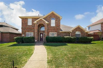 Rowlett Single Family Home For Sale: 8714 Clearlake Drive