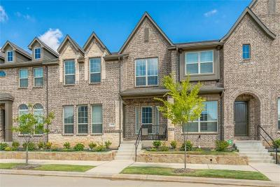 North Richland Hills Townhouse For Sale: 8321 Cotton Belt Lane