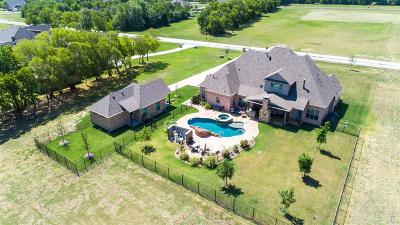 McKinney Single Family Home For Sale: 4269 Waterstone Estates Drive