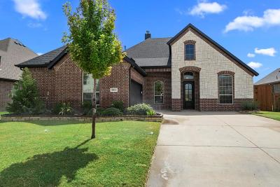 Sachse Single Family Home For Sale: 3614 Harlan Drive