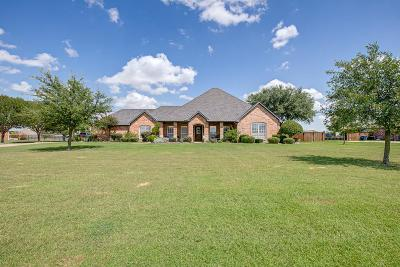 Terrell Single Family Home For Sale: 1075 W Remington Park Drive