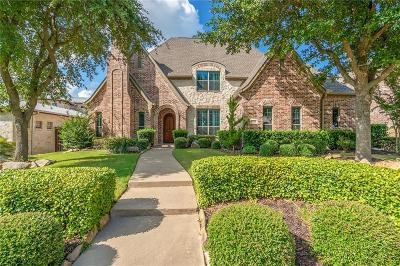 McKinney Single Family Home For Sale: 3500 Cedar Bluff Drive