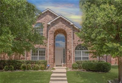 Frisco Single Family Home For Sale: 7934 Daylily Way