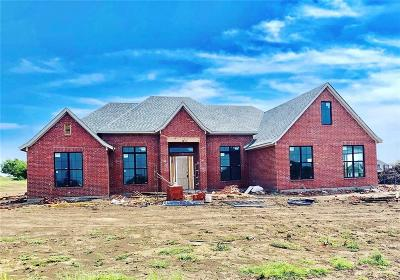 Johnson County Single Family Home Active Kick Out: 6344 Rigel Road