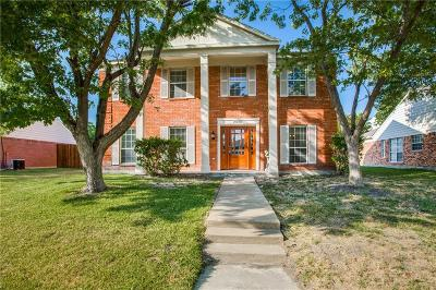 Rowlett Single Family Home For Sale: 7601 Bayview Drive