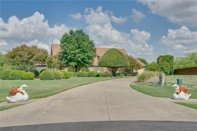Little Elm Single Family Home For Sale: 3553 Pinnacle Bay Point