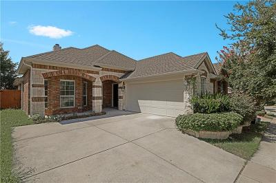 McKinney Single Family Home For Sale: 8605 Laughing Waters Trail