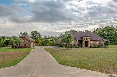 Waxahachie Single Family Home For Sale: 172 Tranquil Place