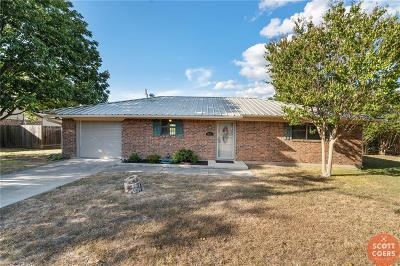 Brownwood Single Family Home For Sale: 3914 Crestridge Drive