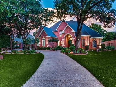 Tarrant County Single Family Home For Sale: 2905 Edgewood Lane
