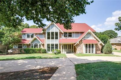 Euless Single Family Home For Sale: 618 Bent Tree Drive