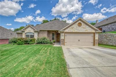 Aledo Single Family Home Active Option Contract: 712 Westgate Drive