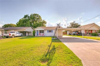 Cleburne Single Family Home For Sale