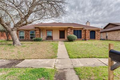 Garland Residential Lease For Lease: 2212 Limestone Lane