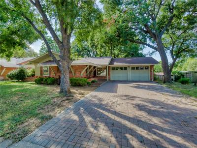 Irving Single Family Home For Sale: 2222 Woodoak Drive