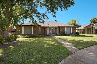 Garland Single Family Home For Sale: 4506 Westlake Drive