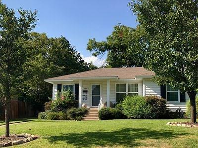 Dallas Single Family Home For Sale: 3885 Durango Drive