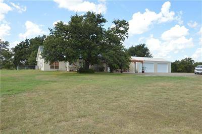 Weatherford Single Family Home For Sale: 2831 Old Mineral Wells Highway