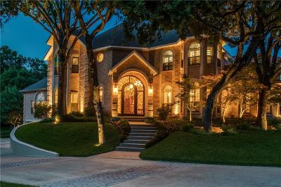 Tarrant County Single Family Home For Sale: 3609 Clubgate Drive