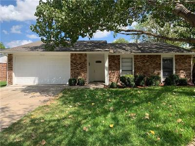 The Colony Single Family Home For Sale: 5212 Miller Circle