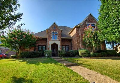 Collin County Single Family Home For Sale: 413 Remington Drive
