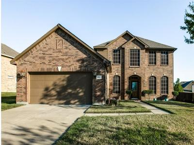 Cedar Hill Single Family Home For Sale: 1743 Chadwick Drive
