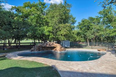 Denton County Single Family Home For Sale: 10820 Lakecrest Drive