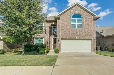 Fort Worth Single Family Home For Sale: 5732 Minnow Drive