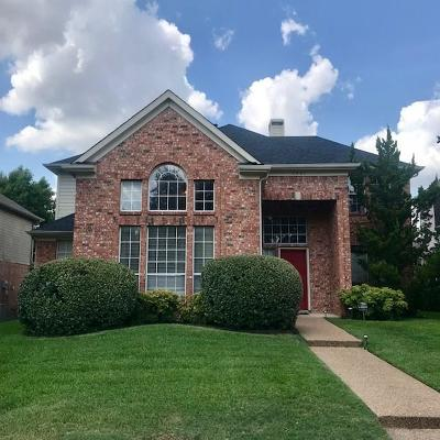 Single Family Home For Sale: 7301 Highland Heather Lane