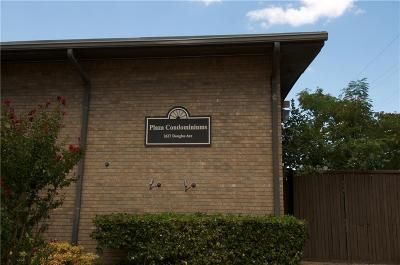 Dallas County Condo For Sale: 2627 Douglas Avenue #115