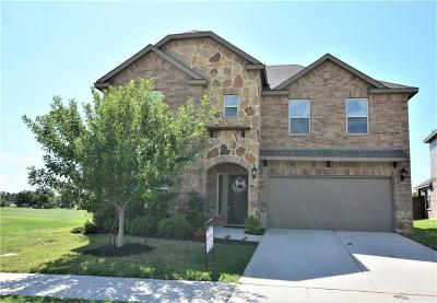 Little Elm Single Family Home For Sale: 2016 Gayla Creek Drive