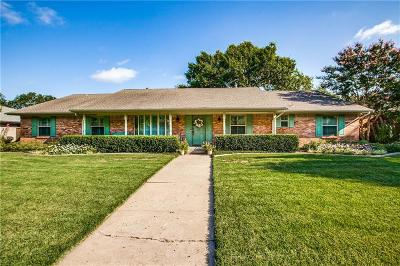 Single Family Home Active Option Contract: 7805 Roundrock Road