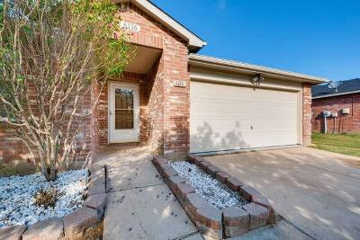 Denton County Single Family Home For Sale: 6116 Thackery Drive