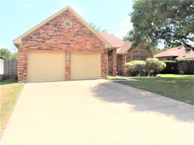 Arlington Single Family Home For Sale: 6107 Fern Meadow Road