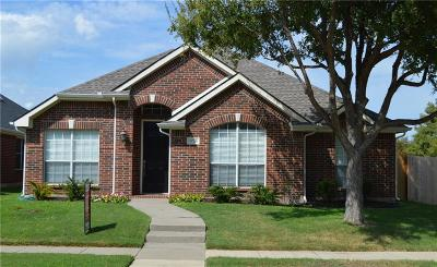 The Colony Single Family Home For Sale: 5738 Green Hollow Lane