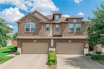 Plano Townhouse For Sale: 6532 Federal Hall Street