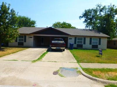 Garland Residential Lease For Lease: 306 Evelyn Drive