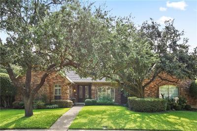 Collin County Single Family Home For Sale: 2304 Winding Hollow Lane