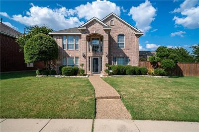 Frisco Single Family Home For Sale: 11468 Pagewynne Drive