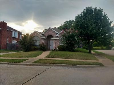 Rowlett Single Family Home For Sale: 6930 Conestoga Drive
